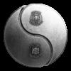 Chinese Dragon & Phoenix 2 & 2 oz Ag_O