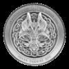 2021 The Binding of Fenrir 2 oz Silver Coin Obverse